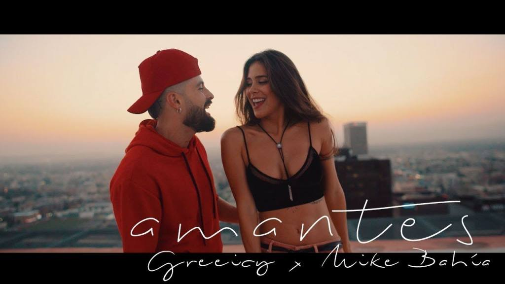 Greeicy ft Mike Bahía – Amantes