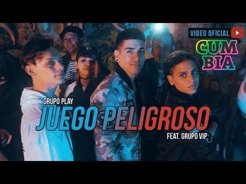 Grupo Play ft Grupo VIP - Juego Peligroso | Maku Records