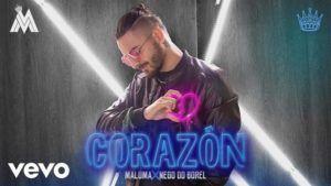 Maluma ft Nego Do Borel – Corazon
