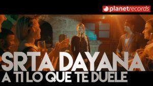 Señorita Dayana – A Ti Lo Que Te Duele