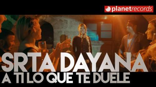Señorita Dayana - A Ti Lo Que Te Duele | Cubaton