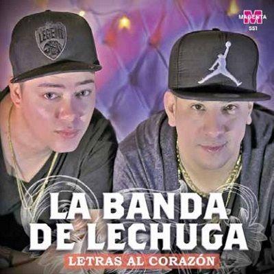 La Banda De Lechuga – Letras al Corazón (CD 2017)