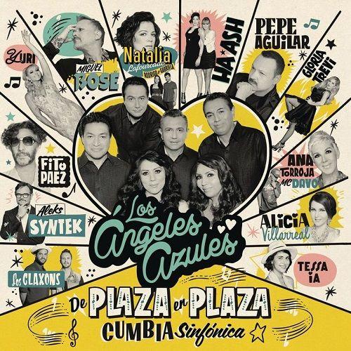cd disco album los angeles azules cumbia sinfonica