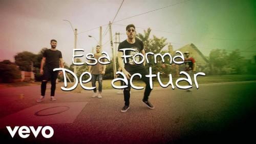Vi-Em - Tiene Esa Forma De Actuar (Video Lyric) | Maku Records