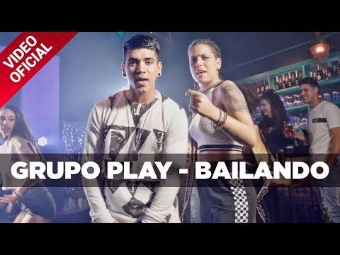 Grupo Play - Bailando (Video Oficial) | Cumbia