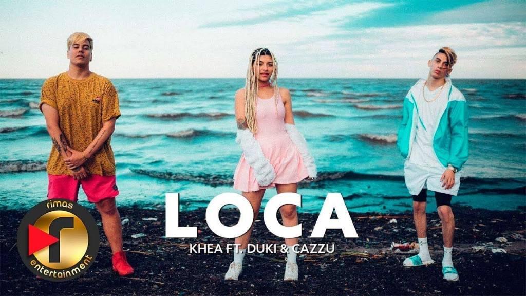 Khea ft Duki y Cazzu – Loca