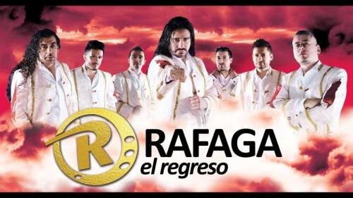Ráfaga – Su Mirada De Amor (Video Lyric Oficial)