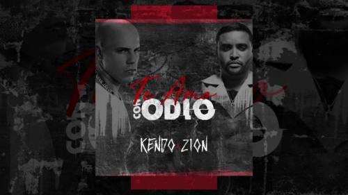 Kendo Kaponi ft Zion - Te Amo Con Odio | Audios