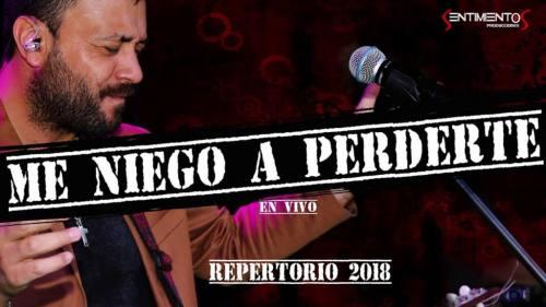 Lucas Sugo - Me Niego a Perderte (Cover en vivo) | Lucas Sugo