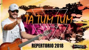 Lucas Sugo – Ta Tum Tum (Cover En Vivo)