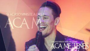 Rodrigo Tapari – Acá Me Tenés (Video Lyric Oficial)