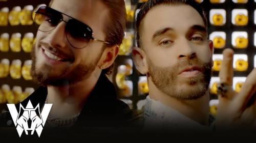 Wolfine ft Maluma - Bella (Remix) Video Oficial | Maluma
