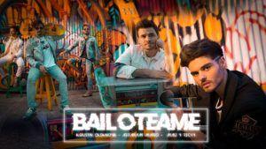 Agustin Casanova ft Abraham Mateo y Mau & Ricky – Bailoteame (Video Lyric Oficial)