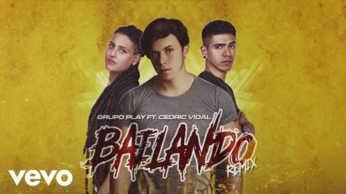 Grupo Play ft Cedric Vidal - Bailando (Remix) | Maku Records