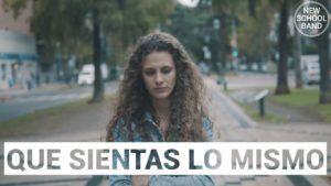 New School Band – Que Sientas Lo Mismo (Video Oficial)