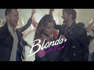 Blonda – Actitud (Video Oficial) Lanzamiento 2018