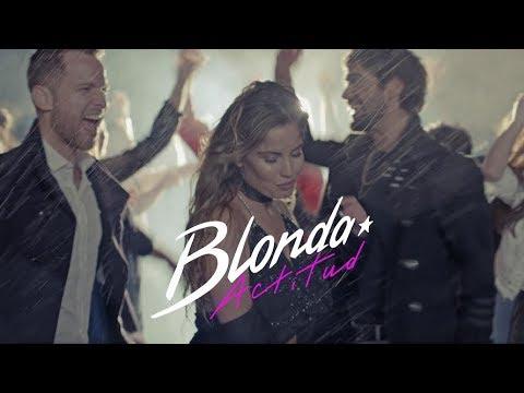 Blonda - Actitud (Video Oficial) Lanzamiento 2018 | Cumbia