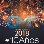 CMF cumple 10 años!