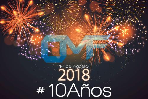 CMF 10 años