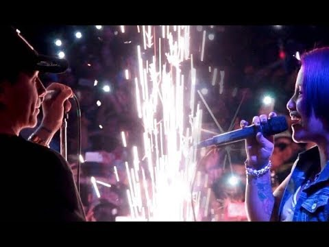 Damas Gratis ft Viru Kumbieron - Me Vas a Extrañar (En Vivo) Video Oficial | Cumbia
