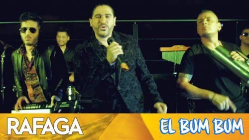 Ráfaga - El Bum Bum (Video Oficial)   Cumbia 2018