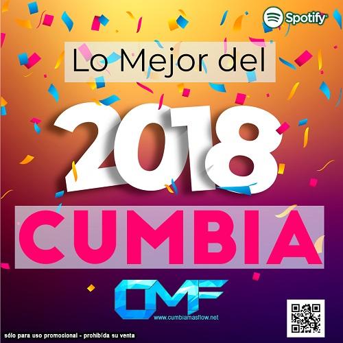 CMF presenta Lo Mejor Del 2018 (Cumbia) | CDs de Cumbia