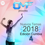 Disco compilado de cumbia