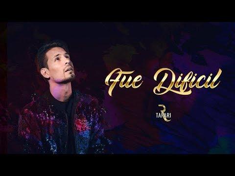 Rodrigo Tapari - Fue Difícil (Video Lyric Oficial) | Rodrigo Tapari