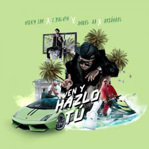 Nicky Jam 2019 trap